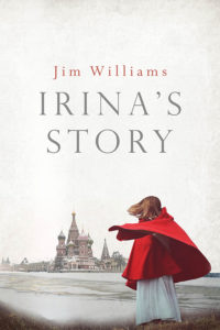 cover for Irina's Story by Jim Williams